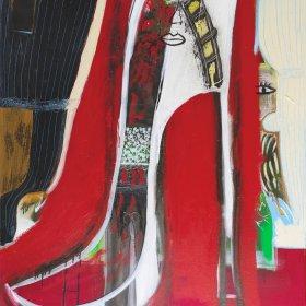 Far Heels | 100 x 130 cm